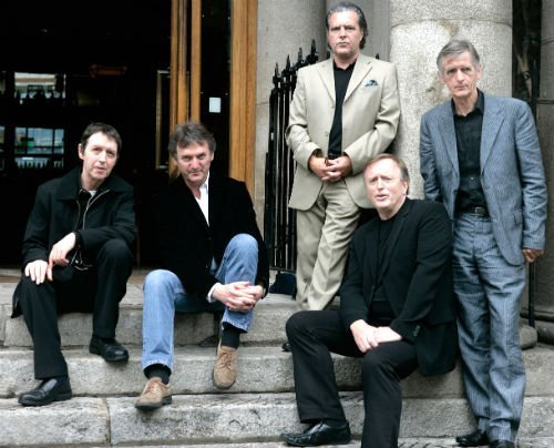 Horslips 2 -  Photo by Charlie Collins