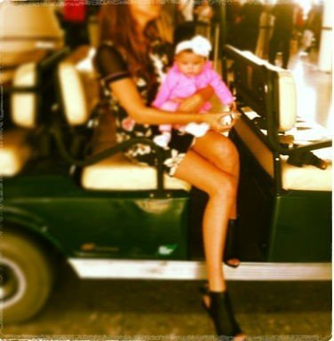 nadine coyle daughter2