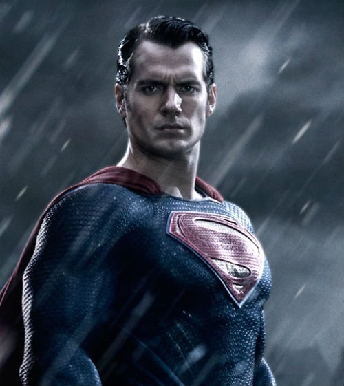 Superman Henry Cavill1