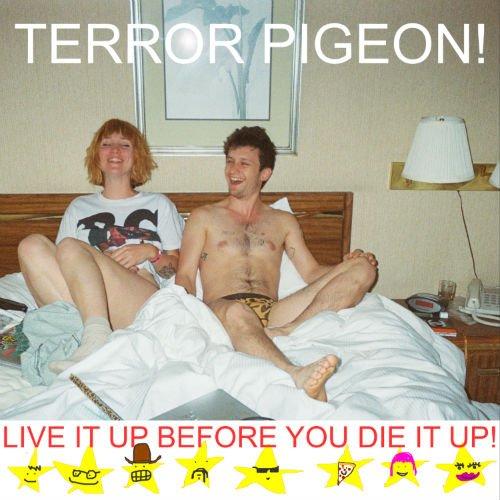 terror pigeon