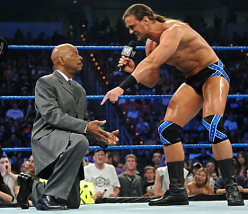 Drew McIntyre Wrestling