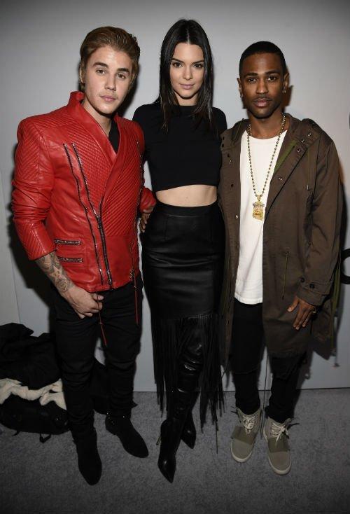 Justin Bieber, Kendall Jenner Big Sean Kanye West YEEZY SEASON
