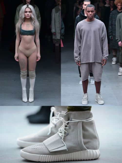 Kanye West YEEZY SEASON 1 Collage1