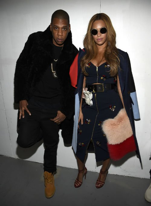jay z beyonce Kanye West YEEZY SEASON