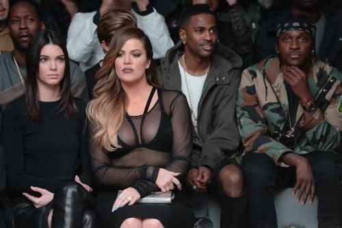 kardashianas Kanye West YEEZY SEASON