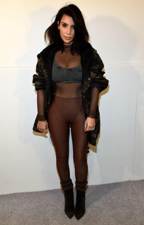 kim Kanye West YEEZY SEASON