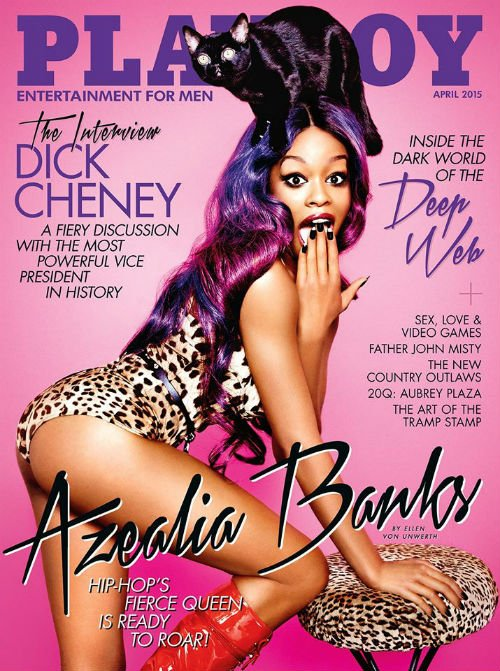 Azealia Banks PLAYBOY