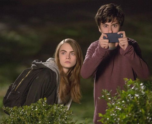 Cara Delevingne paper towns1