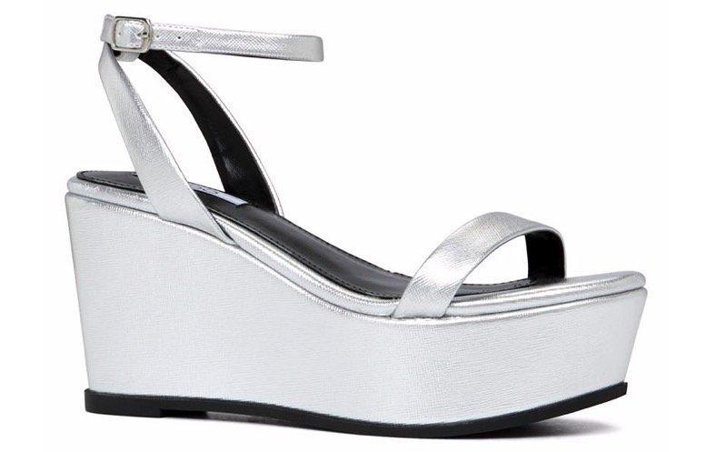 Aldo Evanna Ankle Strap Wedge Sandals £50.00