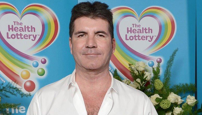 Simon cowell Health Lottery