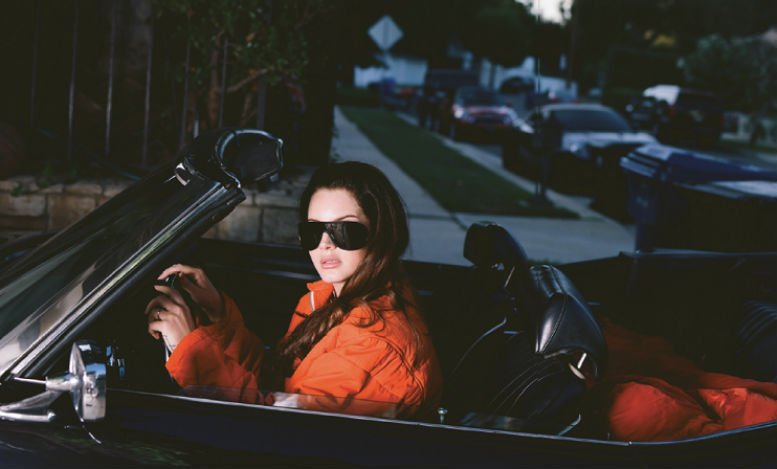 Lana Del Rey - Marfa Journal - Issue 4 2