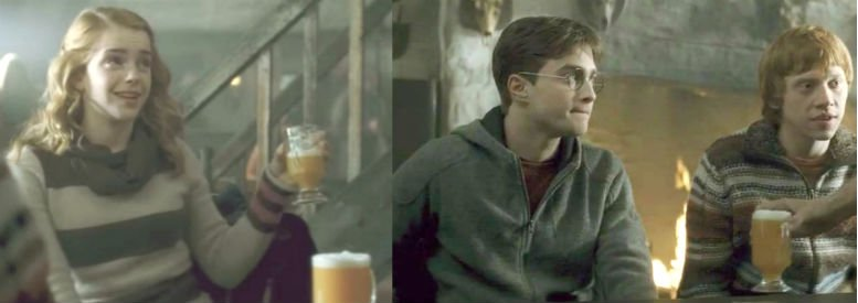 Harry Potter Butter Beer1Collage