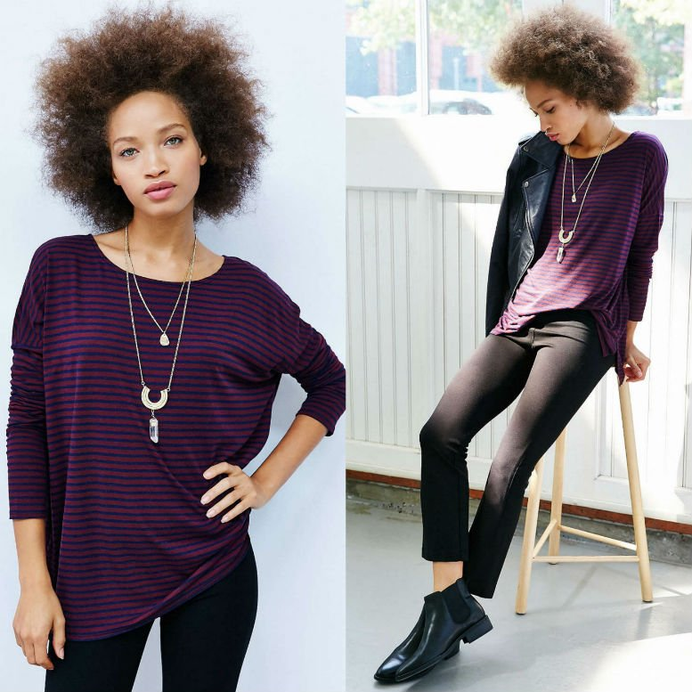 Project Social T Tyler Dolman Top WAS $44  NOW $29