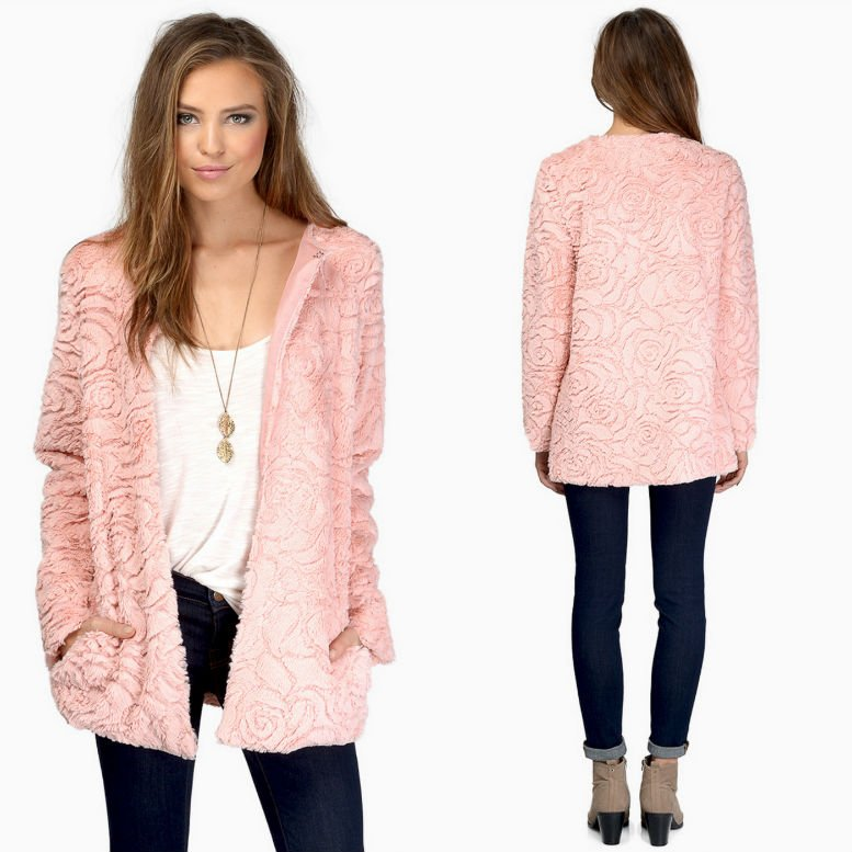 All (faux) Fur Me Jacket WAS £56.08 NOW £32.99