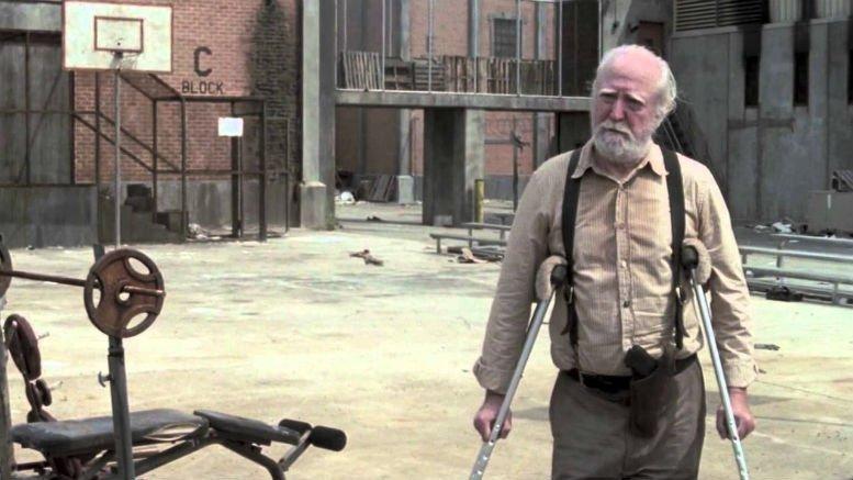 The Walking Dead Hershel Greene1