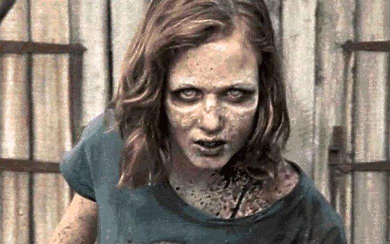 The Walking Dead Sophia Peletier1