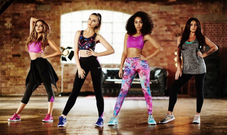 Little Mix USA Pro X1
