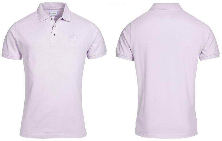 Armani Collezioni poloshirt violet