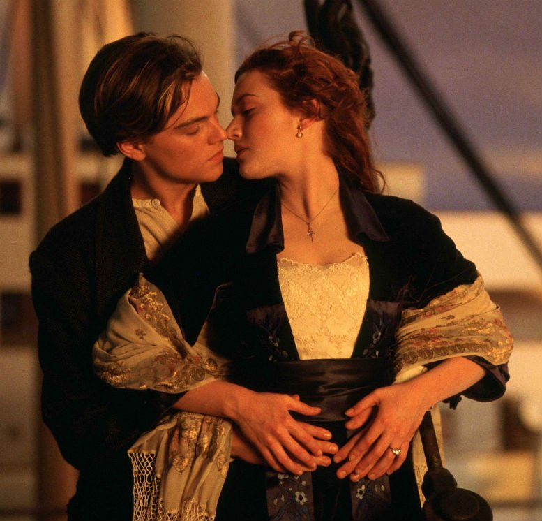 Titanic Jack_and_Rose