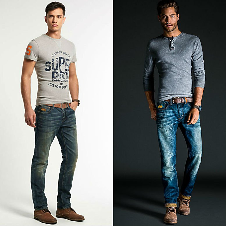 superdry denim men1