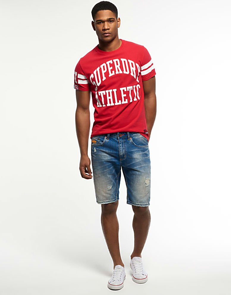 superdry short jeans men
