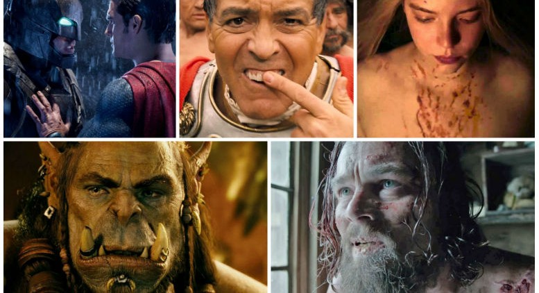 5 Must Watch Films for 2016
