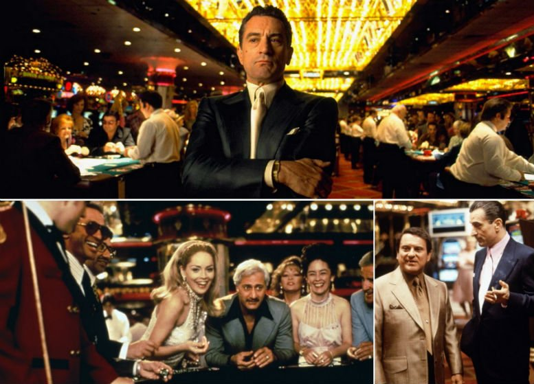 CASINO Collage