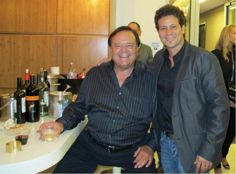 Paul and Billy Sorvino
