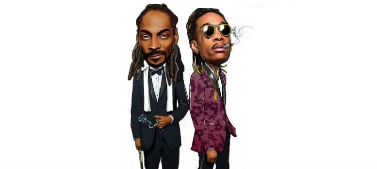 SNOOP DOGG  WIZ KHALIFA