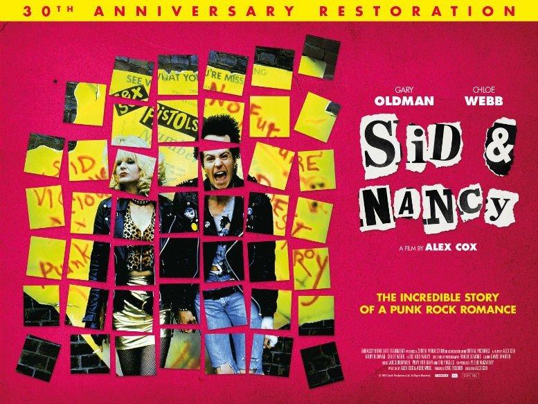 Sid and Nancy quad