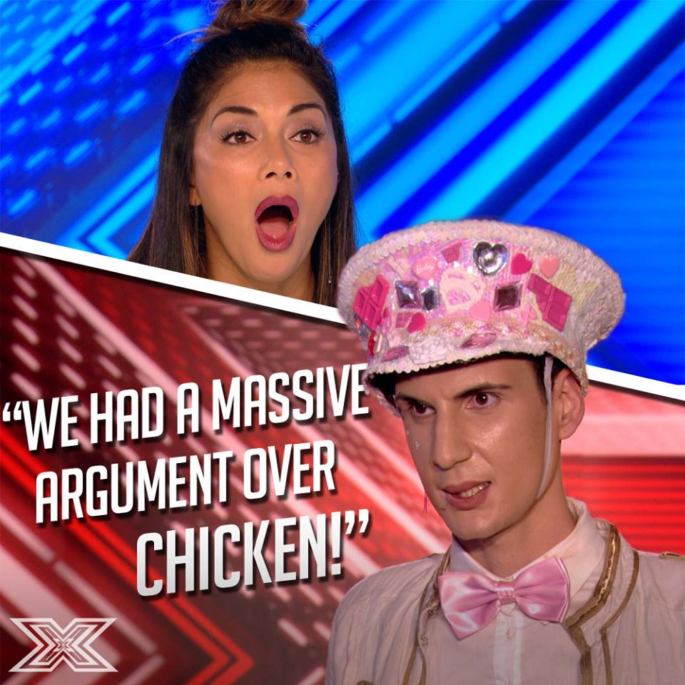 The X Factor5