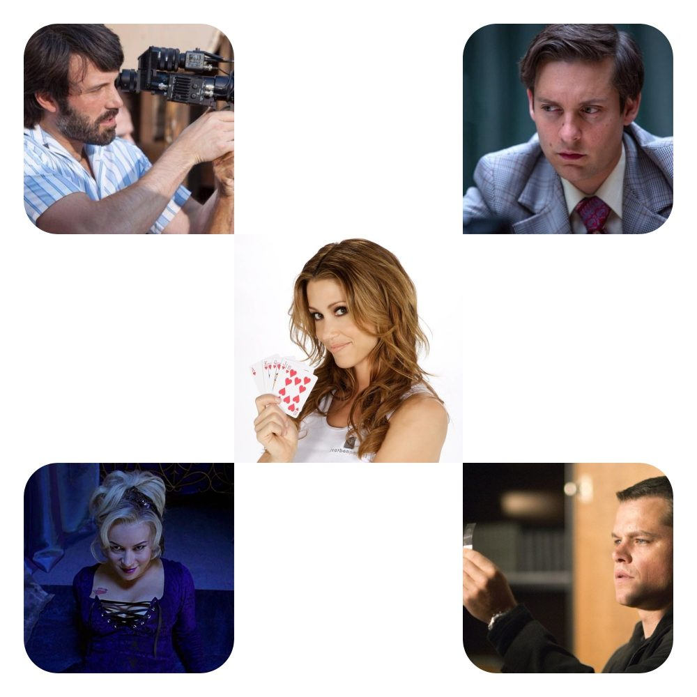 5 Hollywood Stars With A Talent For Poker - FMagazine